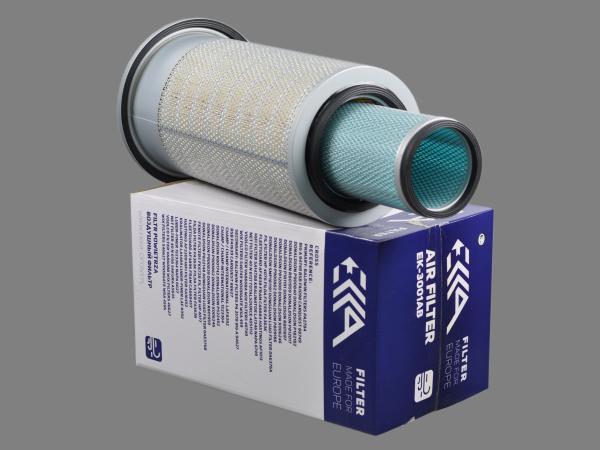 Фильтр воздушный EK-3001AB EKKA