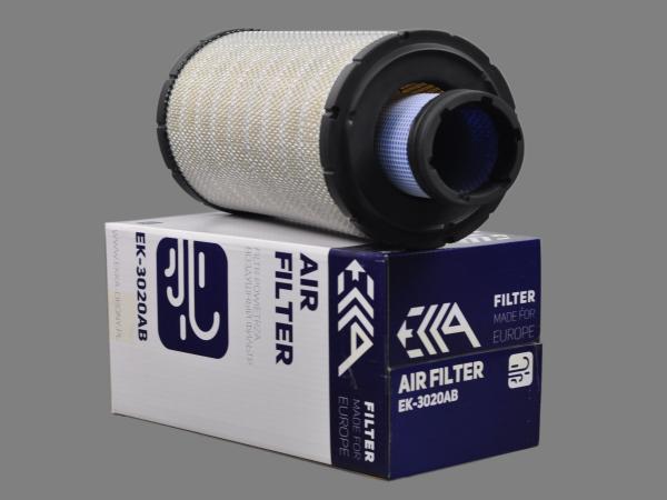 Фильтр воздушный EK-3020AB EKKA