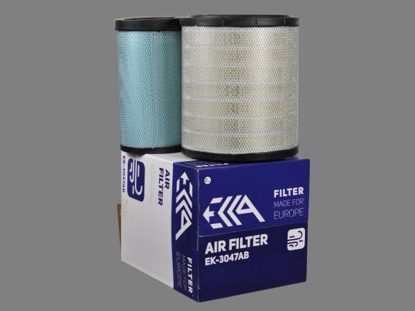 Фильтр воздушный EK-3047AB EKKA